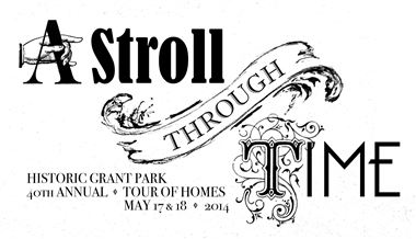 2014 Grant Park Tour of Homes Logo